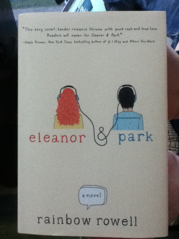 Tuesday Friday Reads Eleanor Park By Rainbow Rowell Kathryn