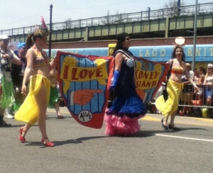 This is Miss Coney Island