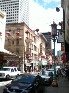 San Francisco's Chinatown