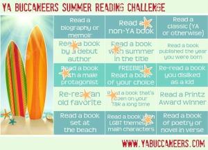 Summer Reading 7-25