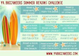 Summer Reading 8-15