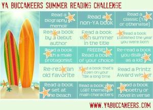 Summer Reading 8-29